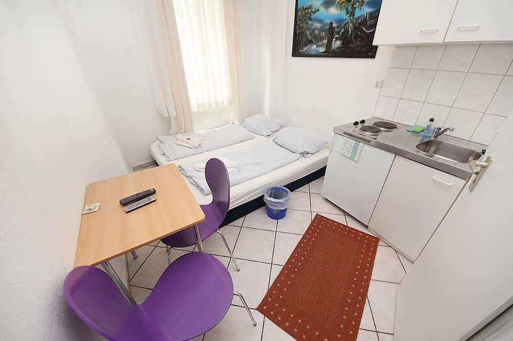 雙人房, 小廚 - 客廳