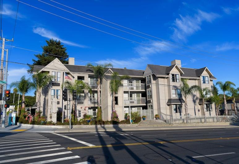 Motel Santa Cruz, Santa Cruz, Façade de l'hôtel