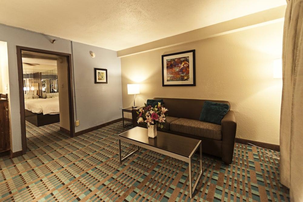 Standard Room, 2 Katil Ratu (Queen) - Ruang Tamu