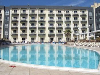 ภาพ Topaz Hotel ใน St. Paul's Bay