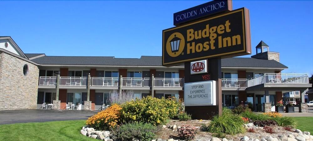 St Ignace Budget Host Inn