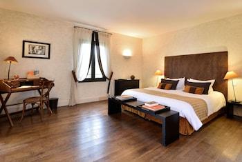 Les Baux-de-Provence — zdjęcie hotelu Mas de l Oulivie