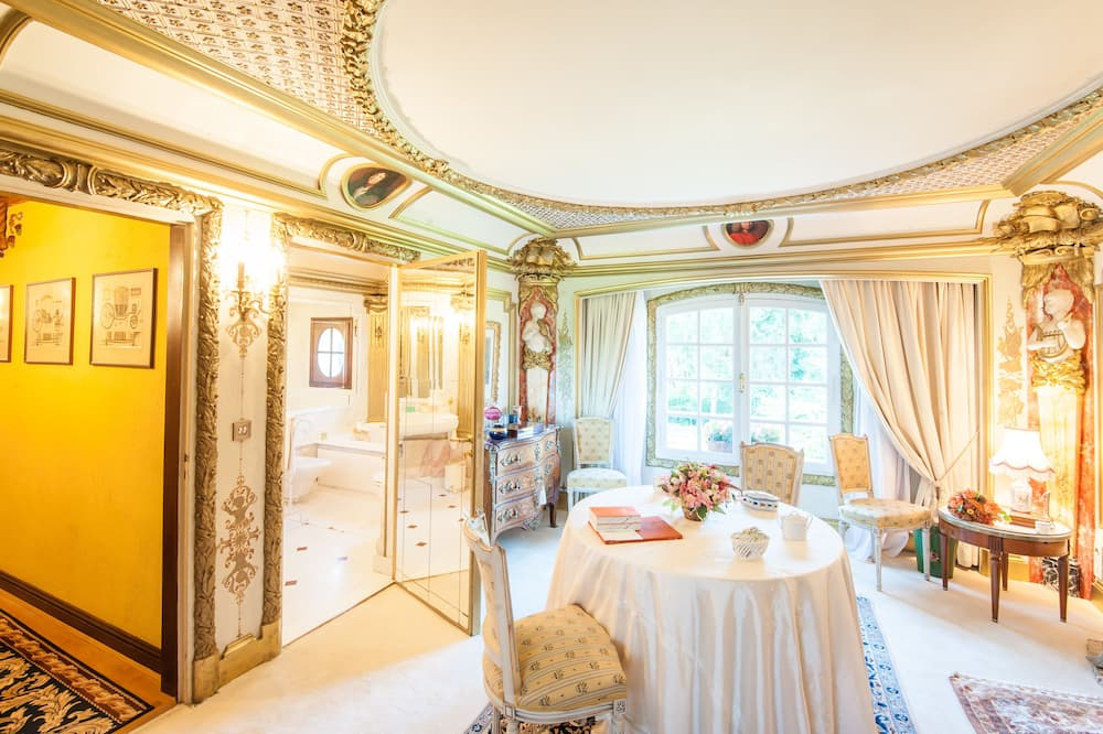 ห้องสวีท (Suite Montespan) - ห้องพัก