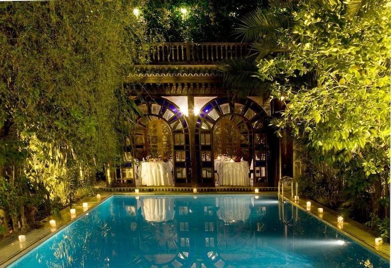 Palais Sheherazade & Spa, Fés, Utomhuspool