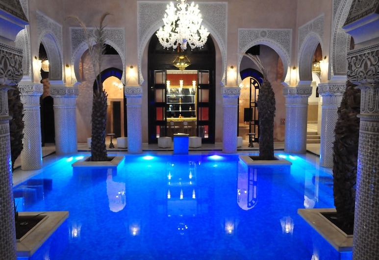 Palais Sheherazade & Spa, Fes, Indoor/Outdoor Pool