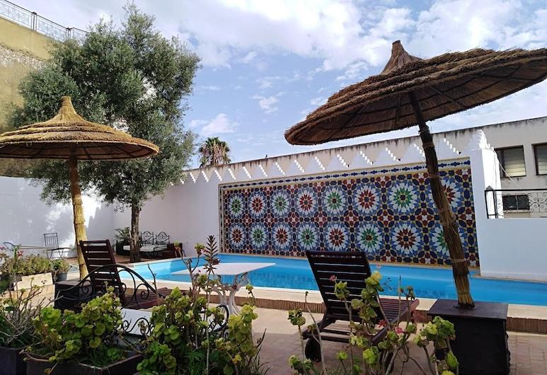 Palais Didi, Meknès, Piscine