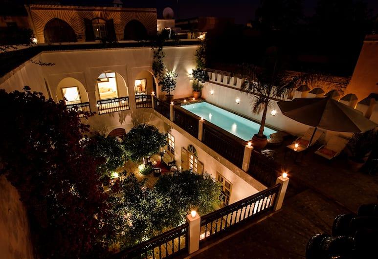 Riad Clémentine, Marrakech, Ulkouima-allas