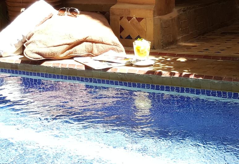 Riad Laora, Marrakesh, Piscina coperta