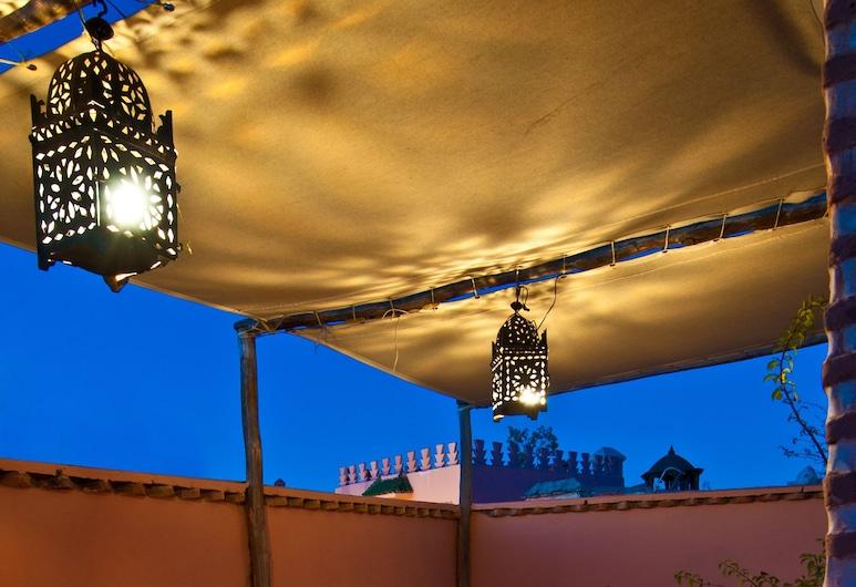 Riad Magellan, Μαρακές, Αίθριο/βεράντα