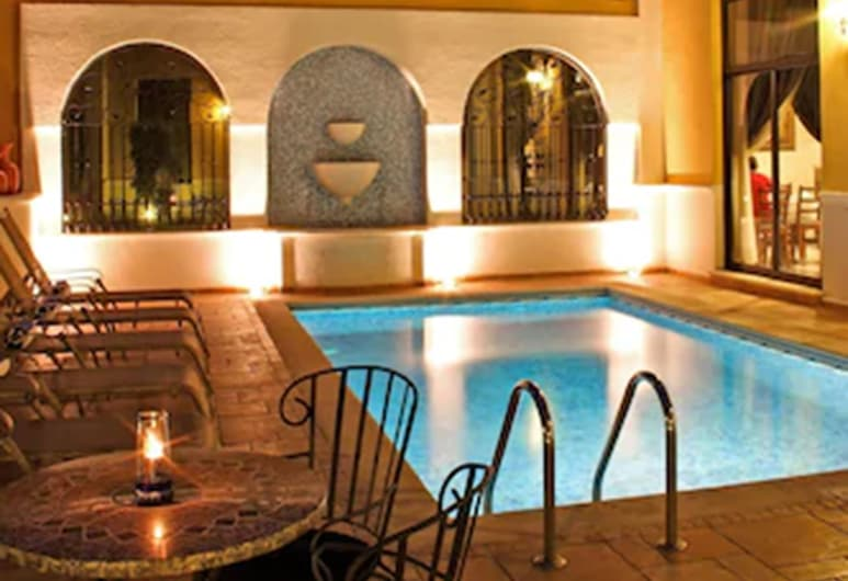 Hotel Plaza Campeche, Campeche, Piscine