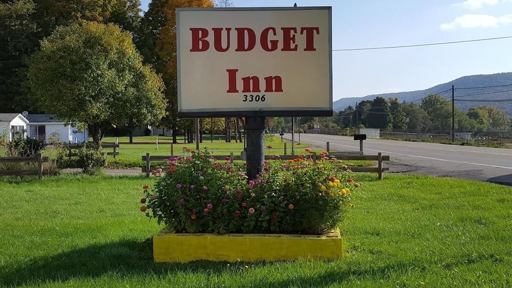 Budget Inn Wellsville