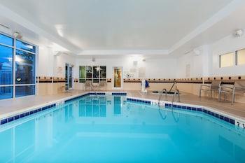 莫爾斯維爾夏洛特諾曼湖/莫爾斯威爾 SpringHill Suites 酒店的圖片