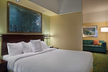 Fotografia do SpringHill Suites by Marriott St. Petersburg Clearwater em Clearwater