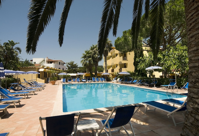 Family Spa Hotel Le Canne, Forio, Outdoor Pool