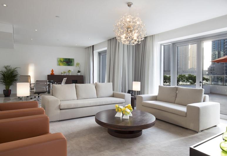 Avenue Hotel, Dubai, Área de Estar