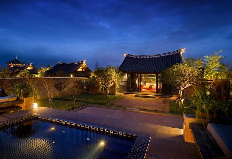 Banyan Tree Lijiang, Lijiang, Išorė