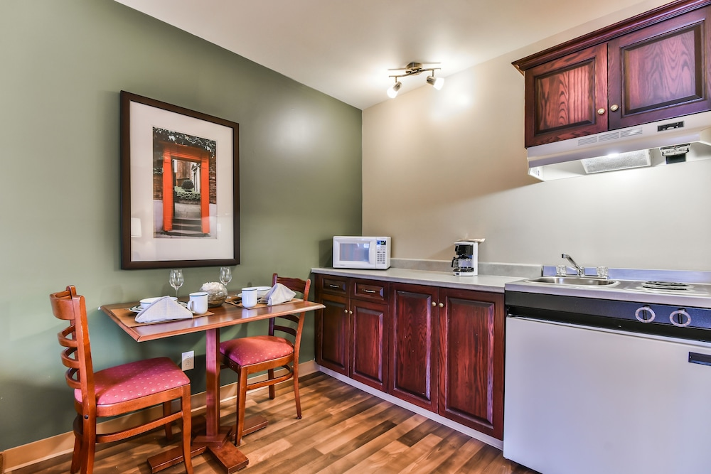 Extended Stay St John S Suite Kitchen In