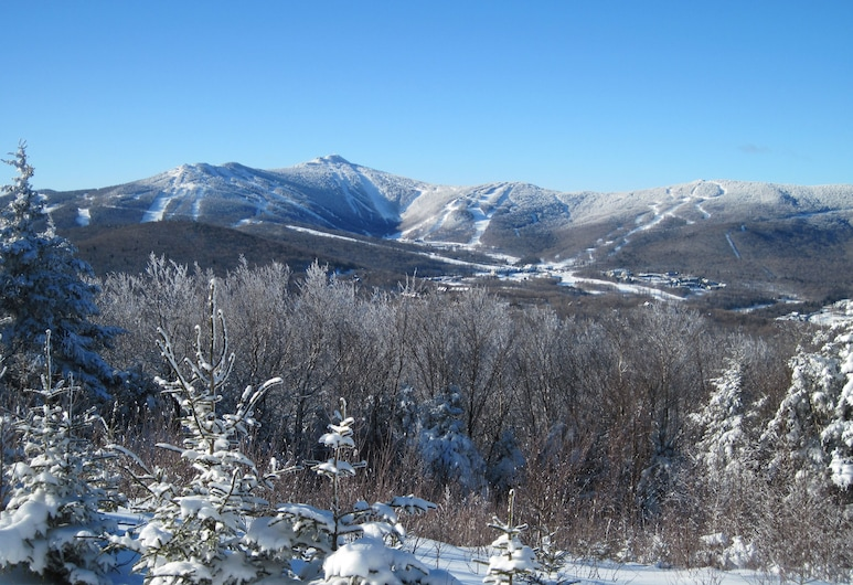 Mountain Sports Inn, Killington, Pista de ski