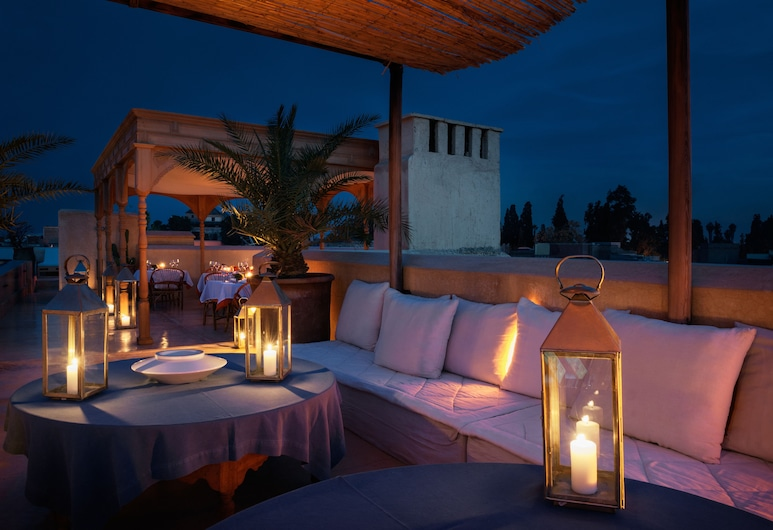 72 Riad Living, Marrakech, Quintal