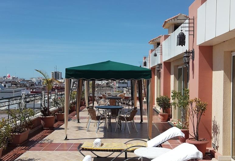 Helnan Chellah Hotel, Rabat, Utsikt från hotellet