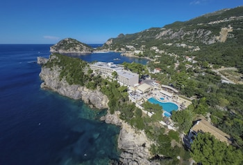 Picture of Akrotiri Beach Hotel in Corfu