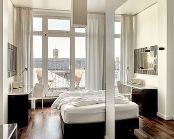 Фото The Pure, a member of Design Hotels у місті Франкфурт
