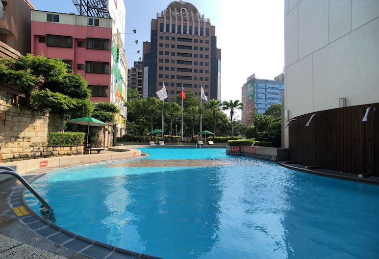 Evergreen Laurel Hotel Taichung, Taichung, Piscine en plein air