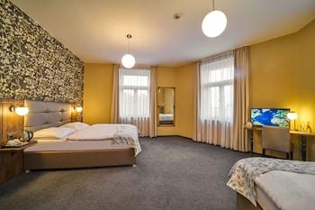 Mynd af Hotel Victoria í Prag