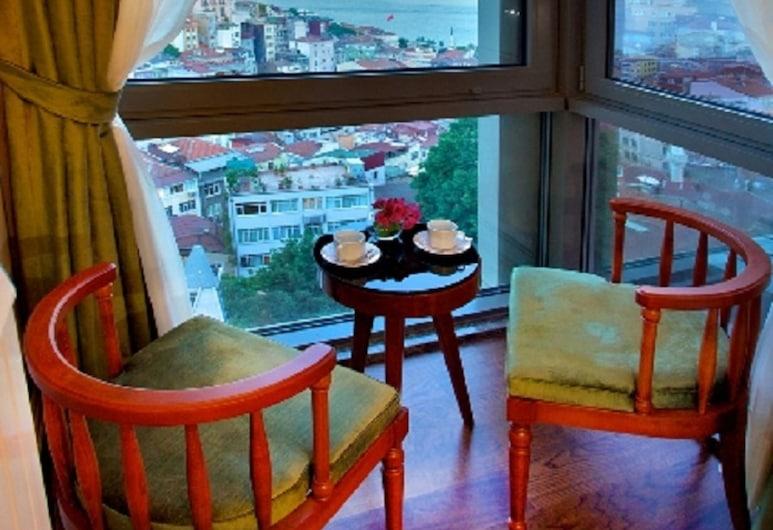 Taksim Star Hotel, Κωνσταντινούπολη, Σουίτα (Bosphorus Room), Θέα δωματίου