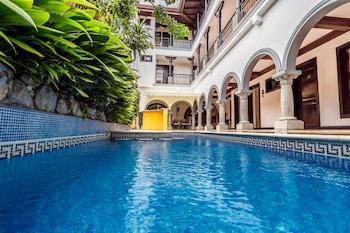 Bild vom Hotel Colonial in San José