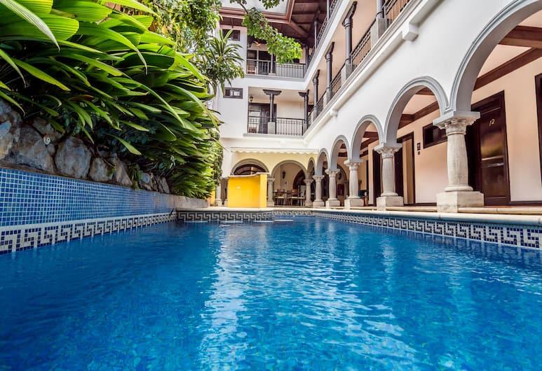 Hotel Colonial, San Jose, Outdoor Pool