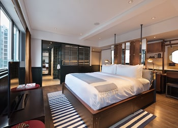 在香港的芬名酒店照片