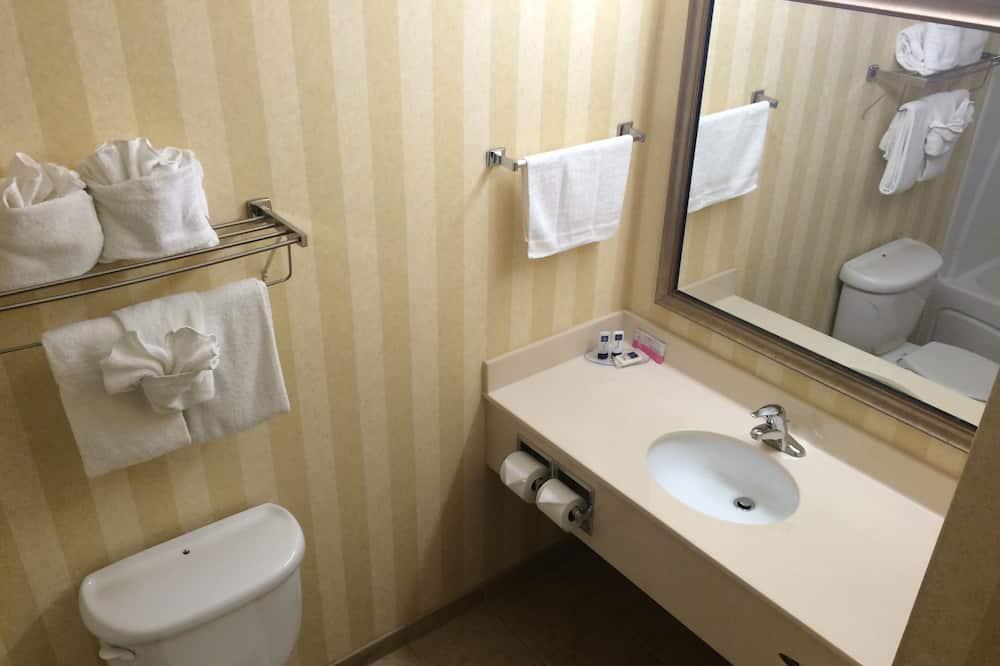 스위트, 침대(여러 개), 금연 (Two-Bedroom) - 욕실