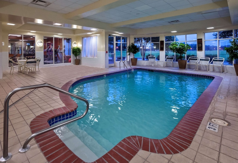 Hilton Garden Inn Lafayette/Cajundome, Lafayette, Pool