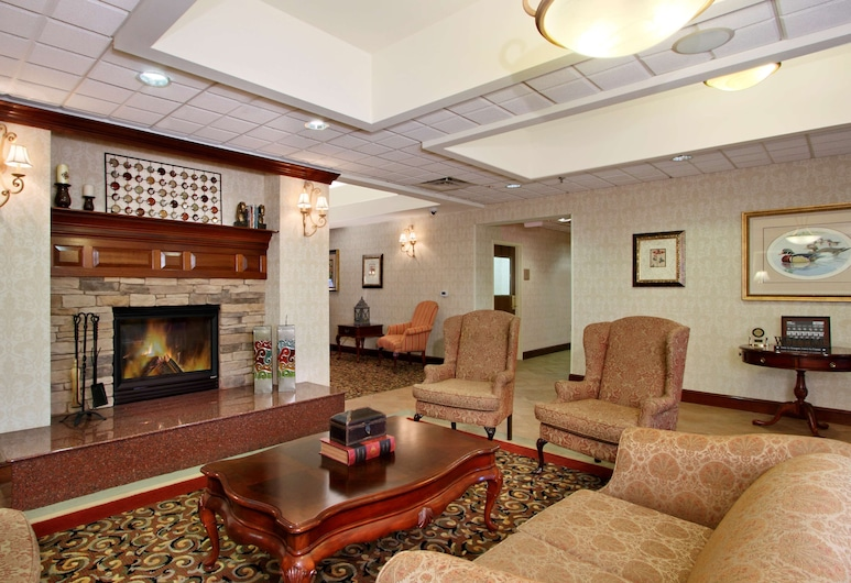 Homewood Suites by Hilton Chesapeake - Greenbrier, Chesapeake, Resepsiyon