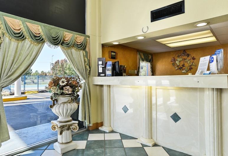 Americas Best Value Inn & Suites Hope, Houpa, Vestibils