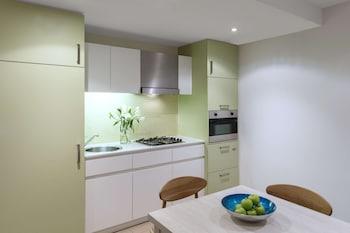 Nuotrauka: Oaks Glenelg Liberty Suites, Adelaidė