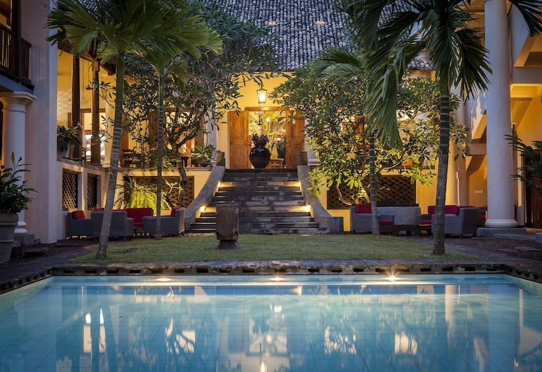 The Galle Fort Hotel, Galle, Pool