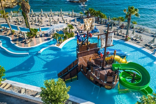 星星海灘鄉村及水上樂園飯店/