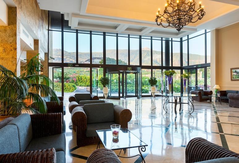 Hotel Diamante Suites, Puerto de la Cruz, Lobby