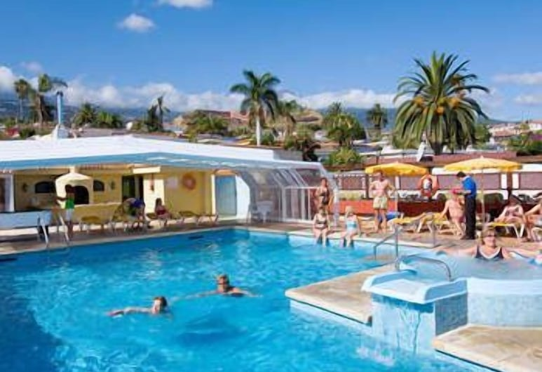 Hotel Perla Tenerife, Puerto de la Cruz, Udendørs pool