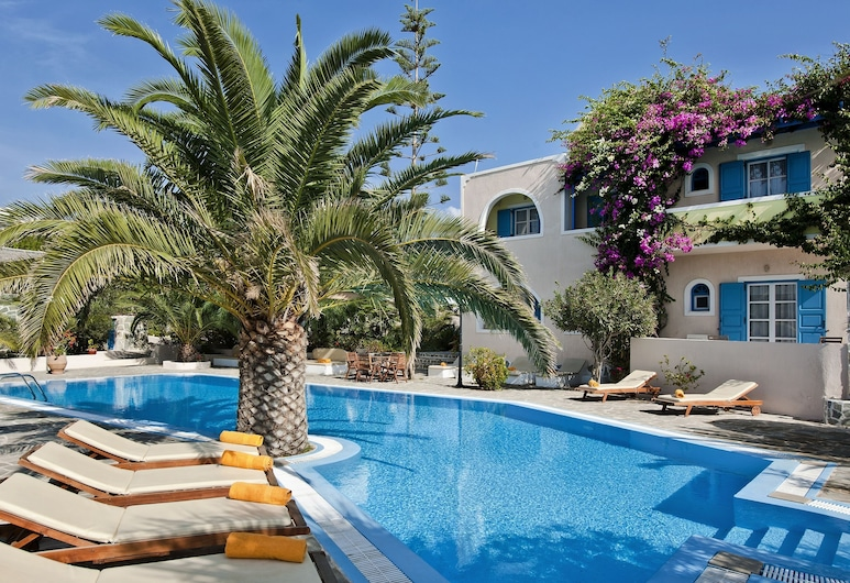 Paradise Resort, Santorini, Outdoor Pool