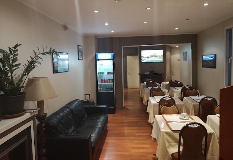 Hôtel de la Perdrix Rouge, Paris, Lobby Lounge