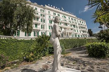 Selline näeb välja Grand Hotel & des Anglais, San Remo