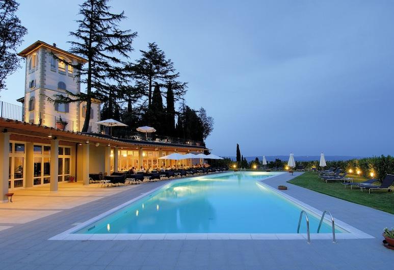 Relais Cappuccina Ristorante Hotel, San Gimignano, Piscina all'aperto