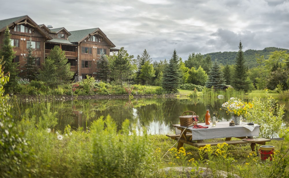 The Whiteface Lodge, Lake Placid