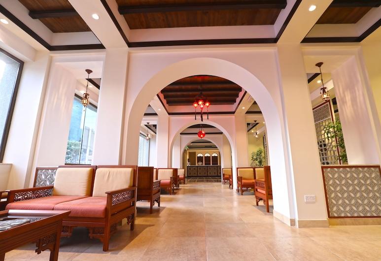 Delmon International Hotel, Manama, Lobby Sitting Area