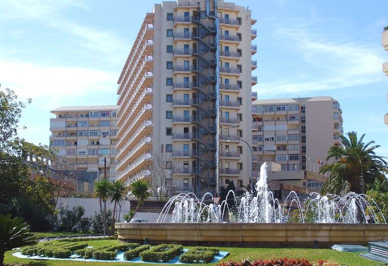 Hotel Natali, Torremolinos, Voorkant hotel