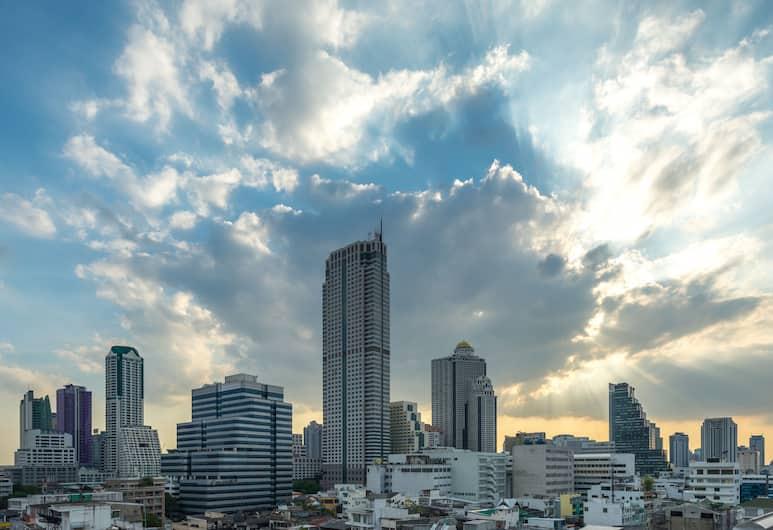 シーロムシティホテル, バンコク, Deluxe Suite, シティ ビュー