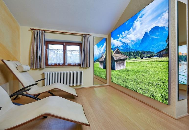 Hotel Vier Jahreszeiten, Garmisch-Partenkirchen, Sauna